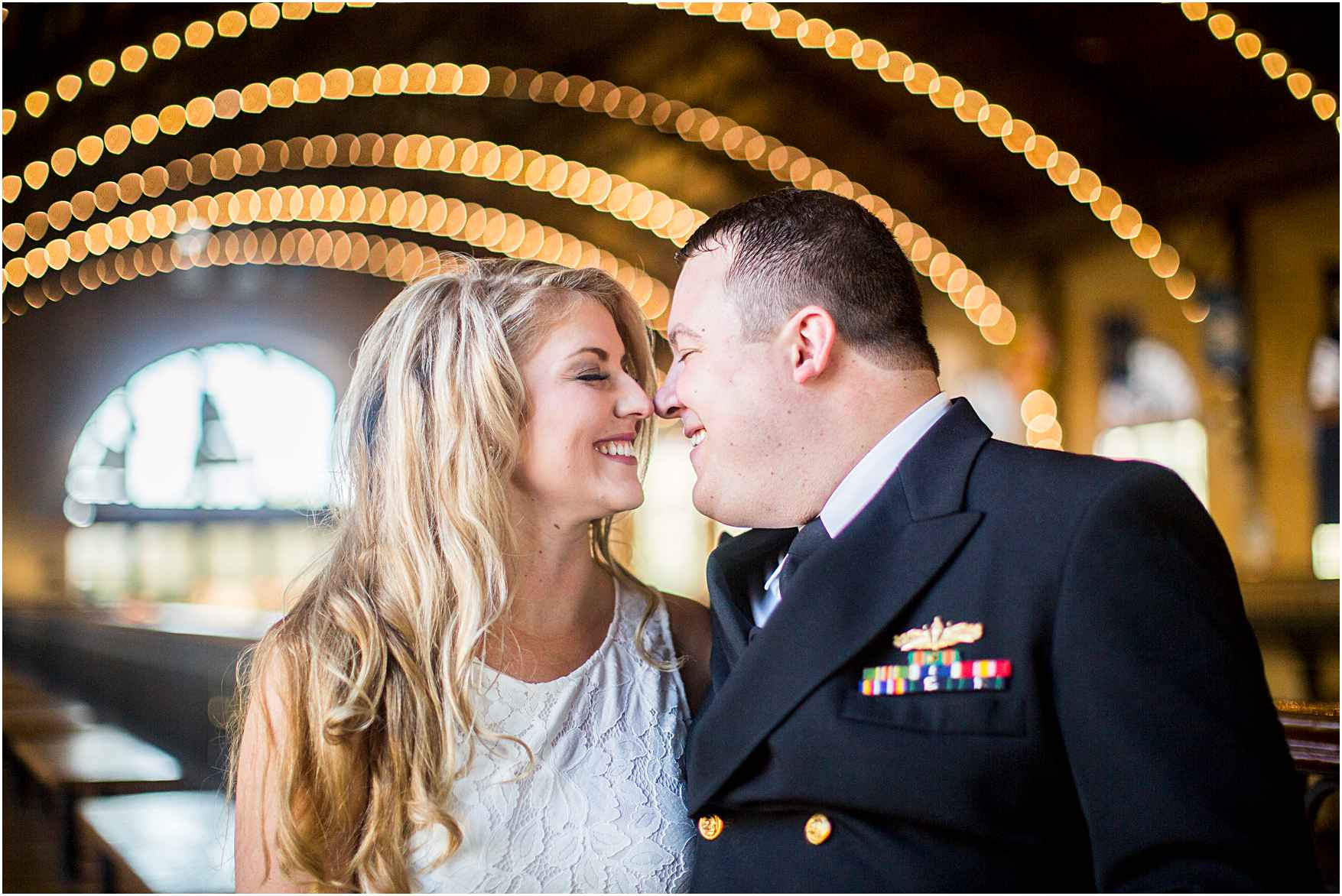 USNA Annapolis Engagement Session