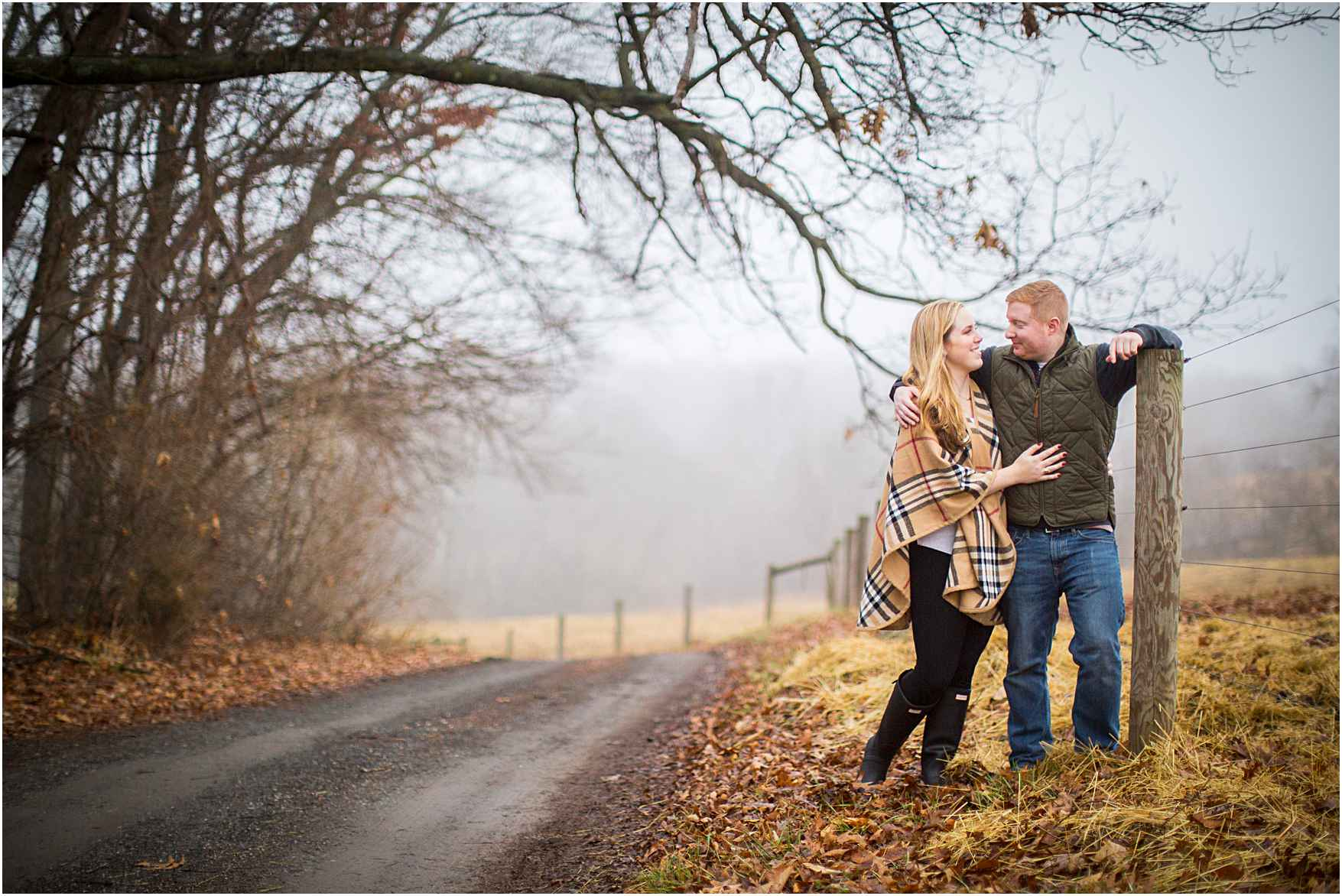 Maryland Farm Engagement Session