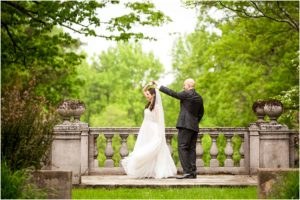 Strong Mansion Dickerson Wedding