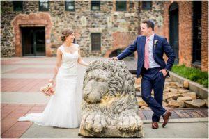 Mt Washington Mill Dye House Wedding
