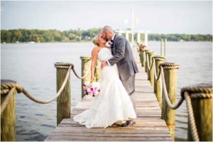 Waters Edge Belcamp Wedding