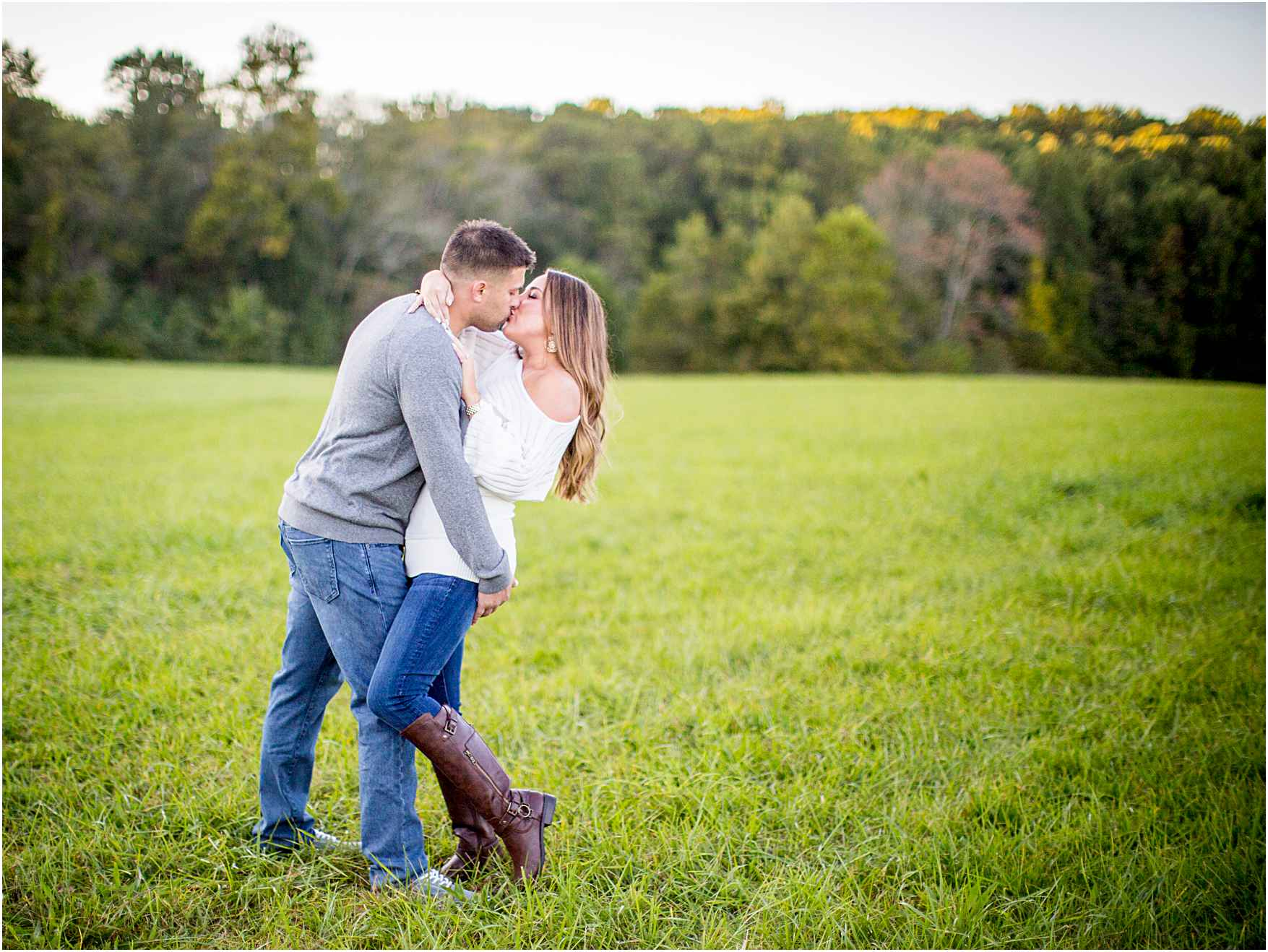 Jerusalem Mill Engagement Session