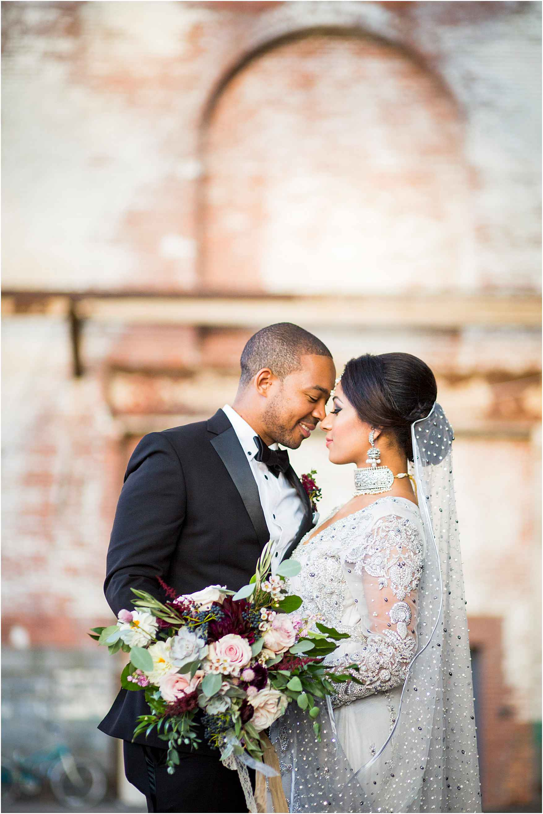 Baltimore South Asian Fusion Wedding