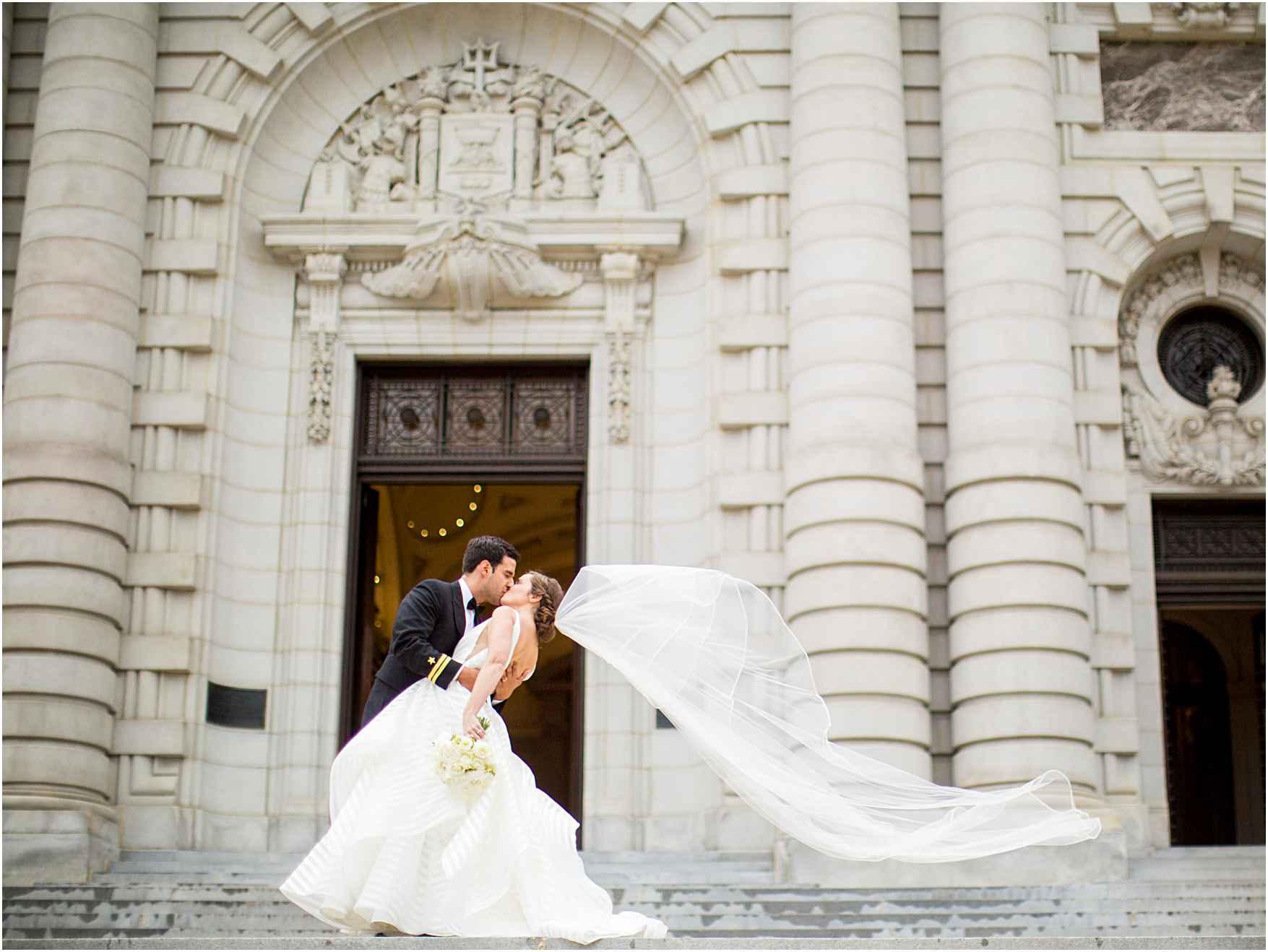 USNA Annapolis Maritime Museum Wedding