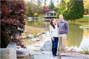 Brookside Gardens DC Engagement