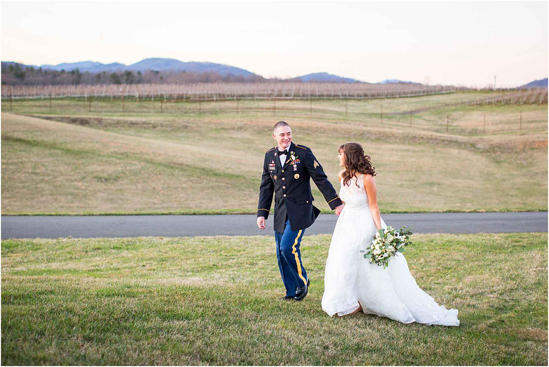 Early Mountain Vineyards Madison Virginia Wedding