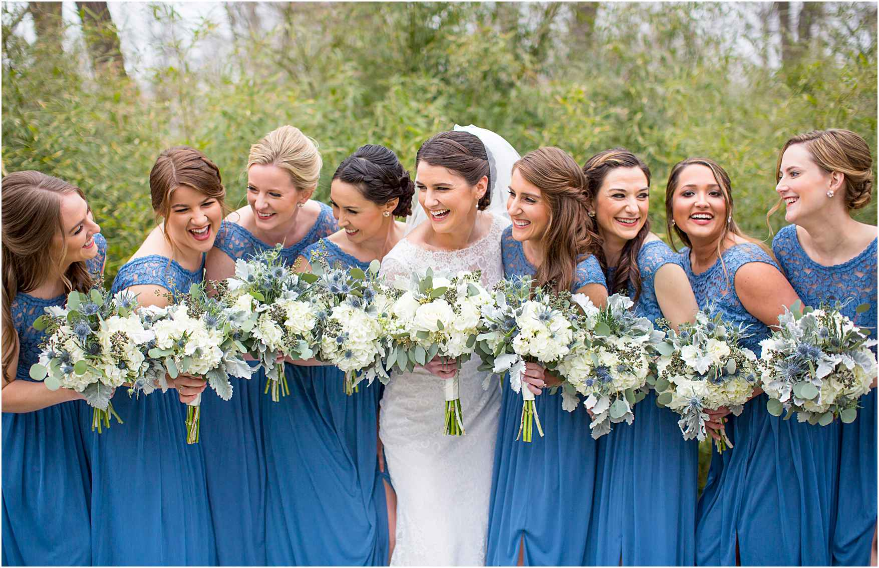 Spring Bethesda Wedding